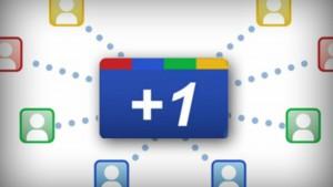 Google plus +1
