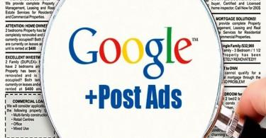 GooglePlusPostAds