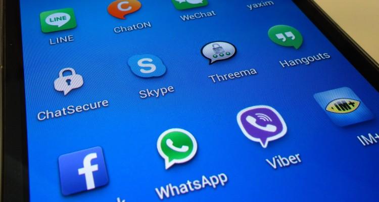 hangouts ve diğer mesajlaşma uygulamaları