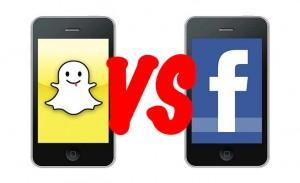 Facebook-vs-Snapchat