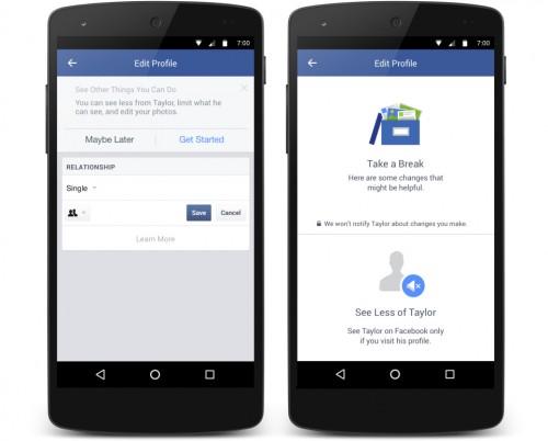 Facebook eski ilişki