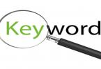 Adwords Anahtar Kelime Listesi